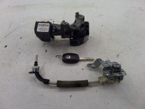Honda Civic SI Key Ignition Switch Cylinder Door Lock Set FG1 06-11 OEM