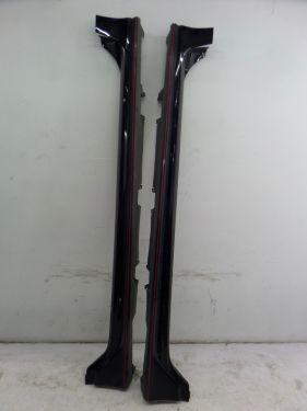 Honda Civic Type R Side Skirt Rocker Panel Black FK4 FK7 17-20 OEM